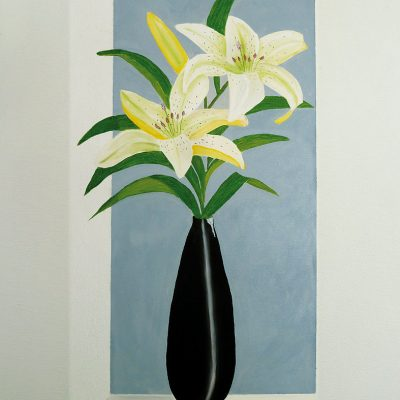 Stilleben mit Lilie, 2016, 60x80cm